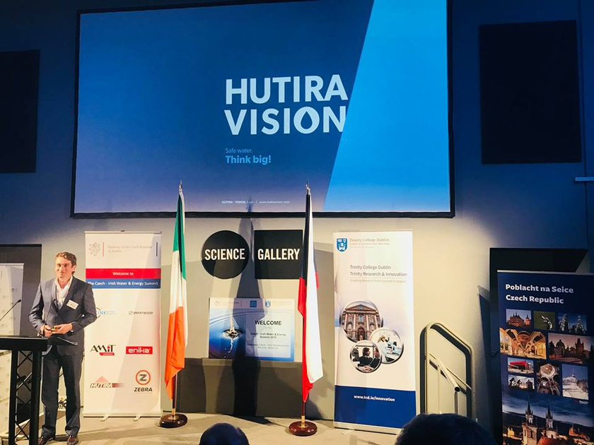 Czech Water and Energy Summit 2018 v Dublinu